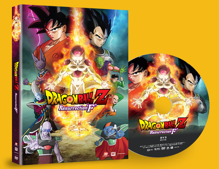 dragon ball z resurrection f - Dragon Ball Z Com